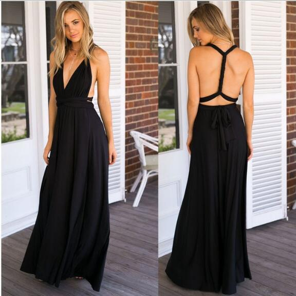 Wholesale- Fashion Spring Autumn Large Plus Size High Waist Maxi Cotton Full Length Stretchy Skirt Long Maxi Women Skirt evening dress
