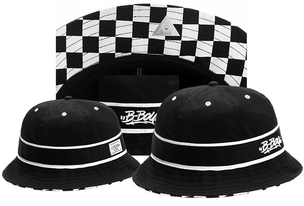 New Hot Black CAYLER & SONS Snapback Fishing Hats Bone Bucket Caps Cayler and Sons Hip Hop Headwear mix lot free shipping TYMY 36