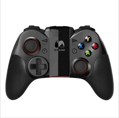 Newgame N1 Pro Bluetooth Wireless Game Handle Gaming Controller Gamepad Joystick for iPhone Android Mobile Phone /Tablet/PC /TV