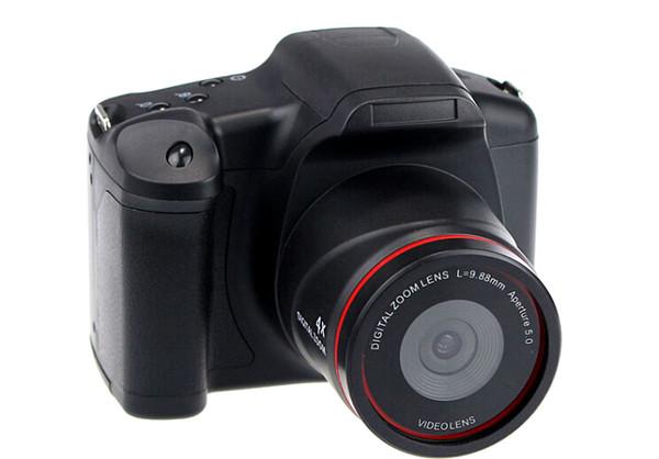 Wholesale-Free-Versand 12MP DSLR ähnliche digitale Kamera mit 2.8''TFT Display und 4-fach Digitalkamera