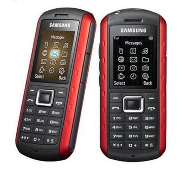 B2100 100% Original Samsung B2100 Mobile phone gsm Unlocked cheap Phone Water-proof refurbished cellphone