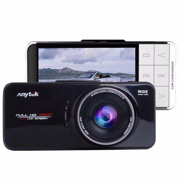 Cámara del coche Novatek 96650 WDR Video Recorder 1920x1080 DVR G-sensor del coche Registrador Mini Videocámara Rastreador de GPS externo