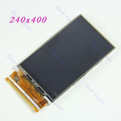"Wholesale- 3.2"" TFT LCD Module + Touch Panel HX8352 240 x 400 Dots"