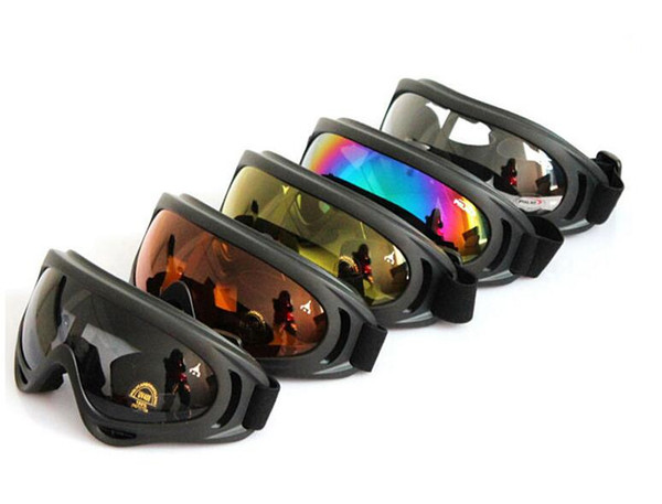 best selling Motorcycle Bike ATV Motocross UV Protection Ski Snowboard Off-road Goggles FITS OVER