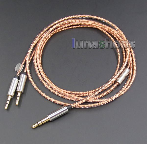 With Slide Block Shielding Earphone Cable For Sol Republic Master Tracks HD V8 V10 V12 X3 Headphone