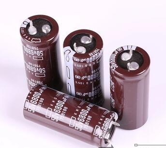 6pcs NIPPON 50v6800uf 6800uf 50V Electrolytic Capacitor KMQ audio capacitors 22*50 Free shipping