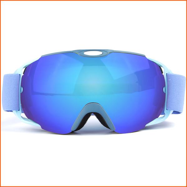 6fd207473d2b Polarized Skiing Snowboard Goggles Sunglasses Double Layers UV400 Anti-Fog Ski  Sunglasses Mask Sunglasses Mens