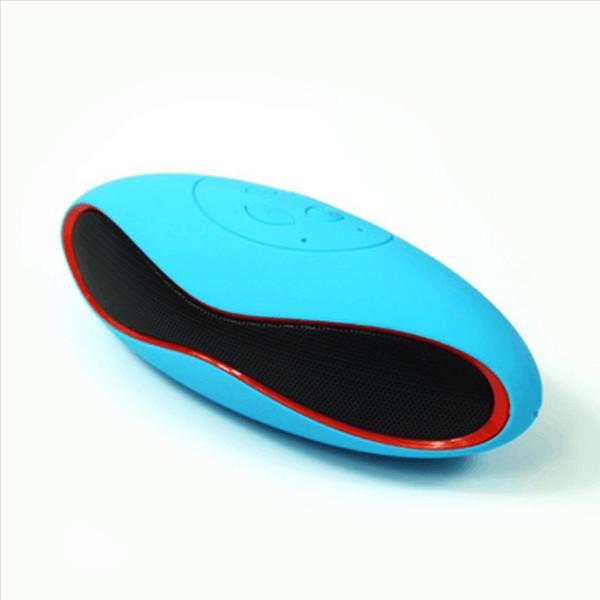 Mini X6 Bluetooth Speaker Blue