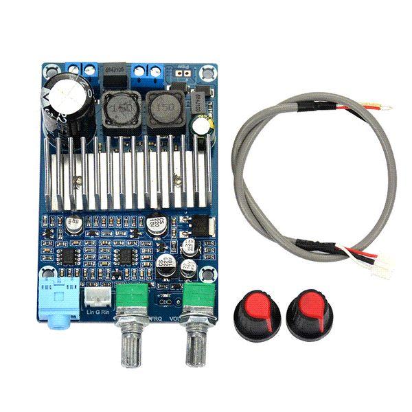 DC12 24v TPA3116 Subwoofer Amplifier Board Support 100W Bass