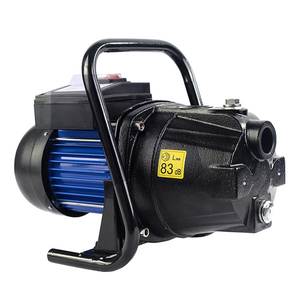 "1200W 1"" Shallow Well Pressurized Water Booster Pump Home Garden Irrigation 1000GPH Cleaning Perfect For Draining"