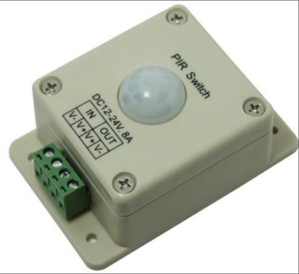 Ücretsiz Kargo kızılötesi algılama denetleyicisi, kızılötesi algılama modu benimsemek insan indüksiyon güç anahtarı, DC5V ve DC12V-24 V