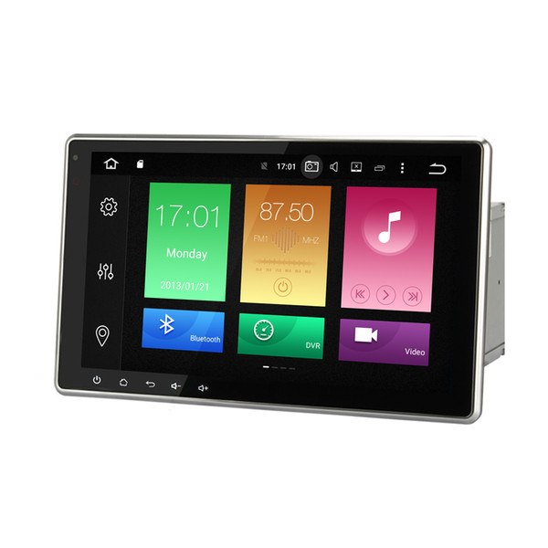 """10.1"""" Touch Screen Octa Core Android 8.0/9.0 Double Din Radio Multimedia Car DVD GPS Navi Recorder WIFI 4G OBD DVR SWC BT 4G RAM 32/64G ROM"""