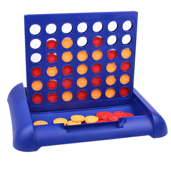 Children/'s Educational Board Game Toys Kid Child Connect 4 Puzzle game Toys D7