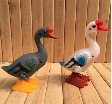 Wholesale A Cute Duck Animal Wind Up Toys 360 Degree Rotation ...