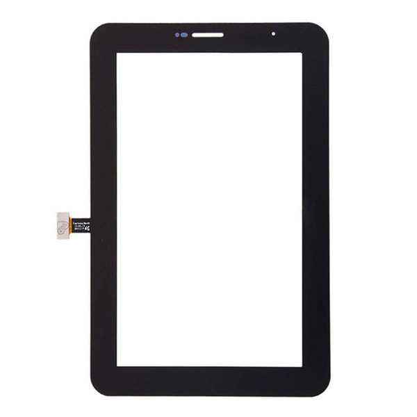 150Pcs Tested Black White For Samsung Galaxy Tab 2 7.0 P3100 P3110 Touch Screen Digitizer+Adhesive Panel Outer Glass Sensor DHL Free