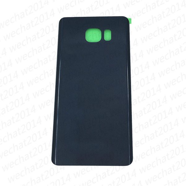 OEM Battery Door Back Housing Cover Glass Cover for Samsung Galaxy S6 G920P S6 edge Plus G925P G928P Note 5 N920P with Adhesive Sticker