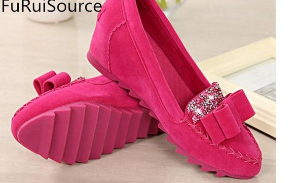 Higher in summer sweet with shallow mouth joker wedge diamond women's shoes FuRuiSource