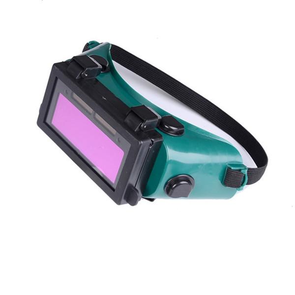 DIN9-DIN13 assombrissement automatique solaire ombre éblouissement bouclier sécurité lunettes de protection de protection lunettes de masque de protection pour ARC TIG MMA travail