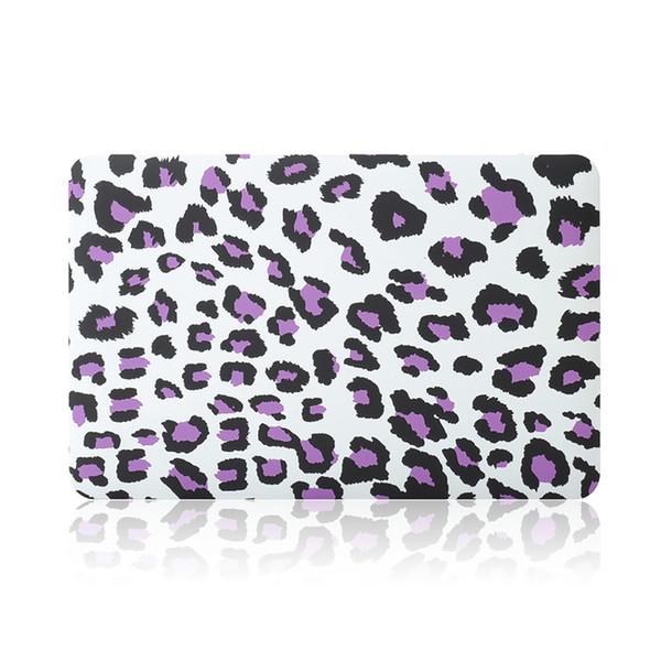 "Plastic Shell leopard print Cover Case For Apple Macbook Air Pro Retina 11.6"" 13.3"" 15.4"" A1370 A1465 A1369 A1466 A1278 1286 A1398 A1425"