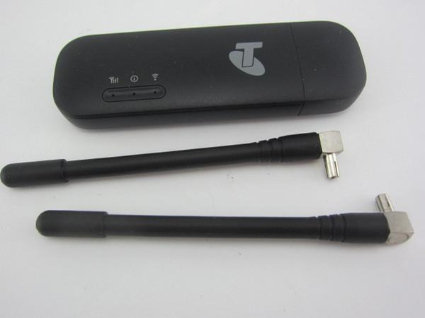 top popular Freeshipping Unlocked 150Mbps E8372 E8372h-608 (PLUS 2pcs antenna) 4G LTE Wifi Modem dongle CAT4 USB stick PK huawei E8278 W800 2021