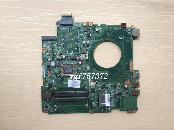 For HP Pavilion 15 15-P Series 15-P071NR Laptop Motherboard 766713-501 AMD A8-5545M DAY23AMB6C0 DDR3 Notebook Systemboard