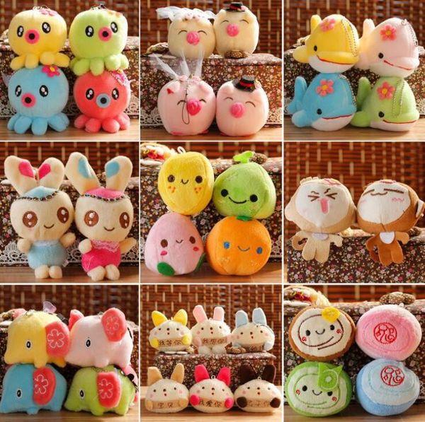 Ty Beanie Boos Plush Stuffed Toys 10cm Wholesale Big Eyes Animals Soft Dolls for Kids Birthday Gifts ty toys B001