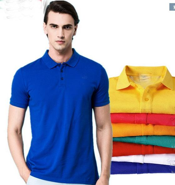 Hot Sell New Brand 2017 crocodile embroidery Polo Shirt Men Short Sleeve Casual Shirts Man's Solid Polo Shirt Plus Camisa Polo