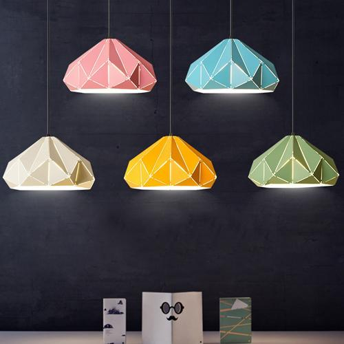 led pendant chandelier lights creative personality modern minimalist nordic warm coffee shop dining room pendant light bedroom study lamps