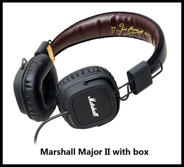 Marshall Major Headset Remote HIFI Noise Cancelling Deep Bass