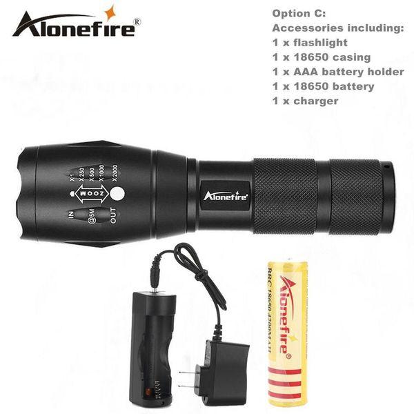 flashlight C