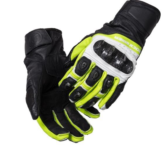 Nuevo modelo de motociclista de ciclismo Protector de ciclismo / Guantes de ciclismo / guantes fuera de carretera de la motocicleta / guantes de paseo / guantes de deporte al aire libre a prueba de viento 3 colores
