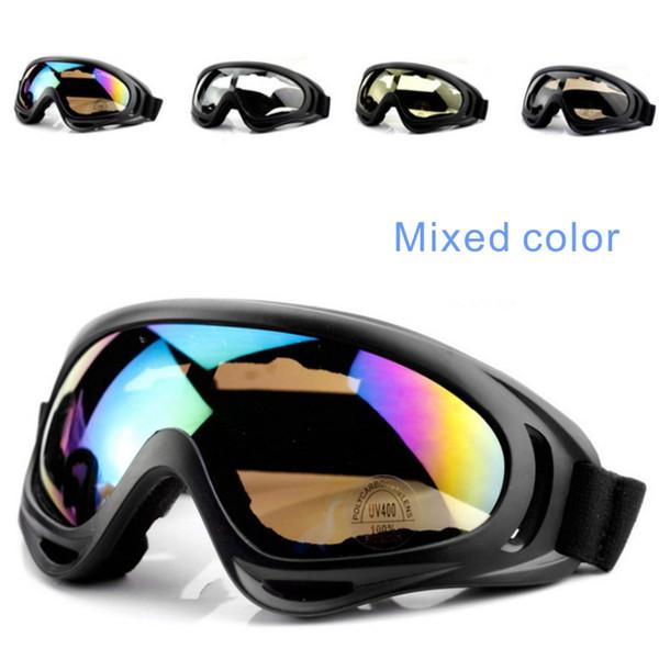 Tácticas A prueba de viento Gafas de control de arena Se aplican Motocicletas Bicicletas Esquí Alpinismo y otros deportes al aire libre.