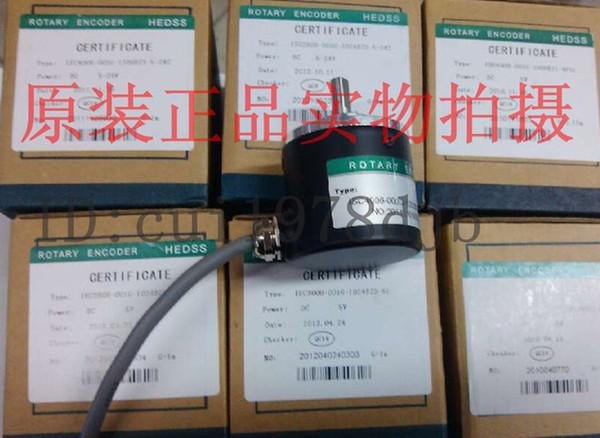Wholesale- 600 pulse isc3806-003g-600bz3-5-24c rotary encoder abz 600 pulse 3-phase