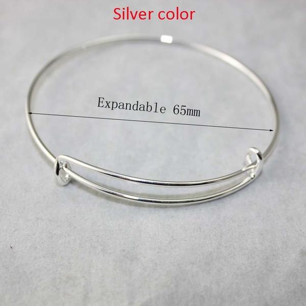 65mm silver