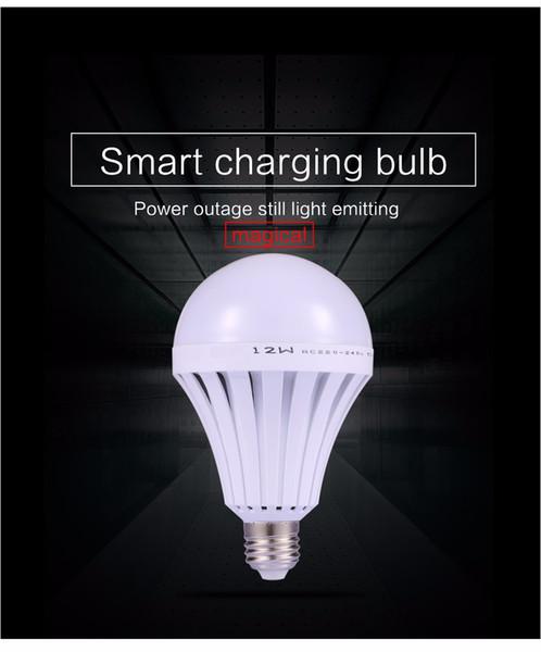 2018 Good Quality Ac85 265v Led Emergency Lamp E27 B22 House