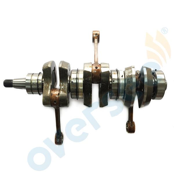 NEW 6H3-11140 Crankshaft Assy For 60HP Yamaha Outboard Engine 6K5 Model Parsun 60HP 69D-W1140-01
