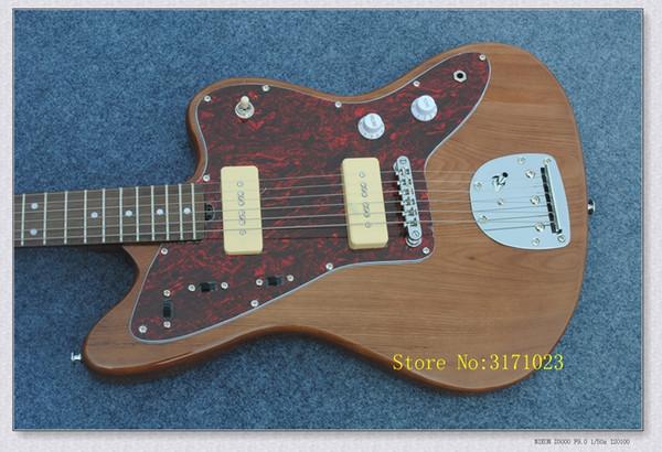 Оптовые гитары Jaguar электрогитара высокое качество OEM гитары топ музыкальные инструменты