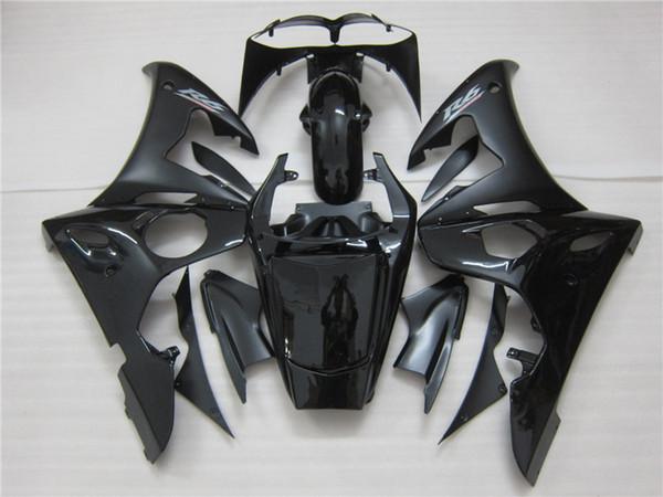 New hot moto parts fairing kit for Yamaha YZF R6 03 04 05 matte black fairings set YZF R6 2003-2005 OT37