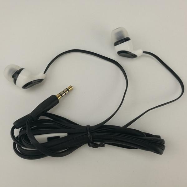 New audifonos in ear earphones with microphone noodle earphone cute earbuds headset shenzhen factory wholesale 300ps/lot