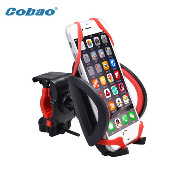 New Arrival Universal Mobile Cell Phone Bike Bicycle Motorcycle Handlebar Mount Cradle Holder Support Frame for iPhone Samsung LG Smartphone