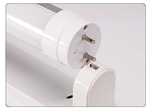 Free Shipping 5ft 1500mm T8 Hanging Led Fluorescent Single Tube Light Fixtures Led Lamp Holder T8 30pcs/lot