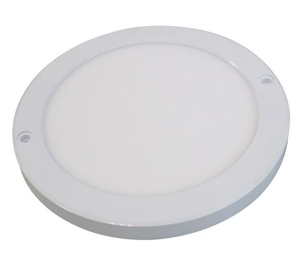 2019 Ultra Thin 12w 18w Round Led Panel Light Surface Mounted Downlight Ceiling Down Lamp With High Lumen From Cnledlamp 16 09 Dhgate Com