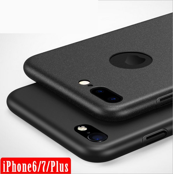 top popular Full package matte new protective cover for Apple iphone7 iphone6 plus phone shell 2019
