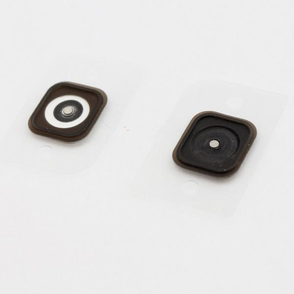 200 ADET Yeni Ana Düğme ile Anahtar Cap Yedek Parçalar iPhone 4 4 s 5 5 s 5c için Ücretsiz Kargo