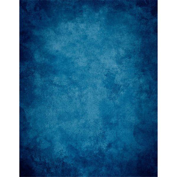 Acquista 6x10ft Fondali In Vinile Fondale Blu Scuro Fotografia