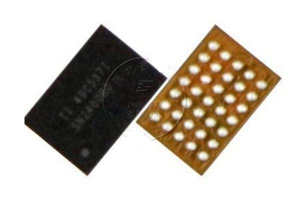 10 pz / lotto per iPhone 6 6 plus U1401 controllo USB ricarica caricabatterie rom ic chip 35 pin SN2400BO SN2400B0