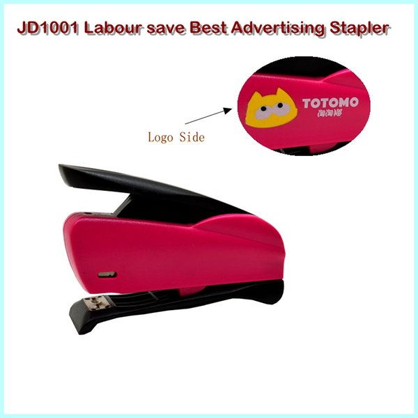 2018 promotional new office plastic staplers wholesale gift items