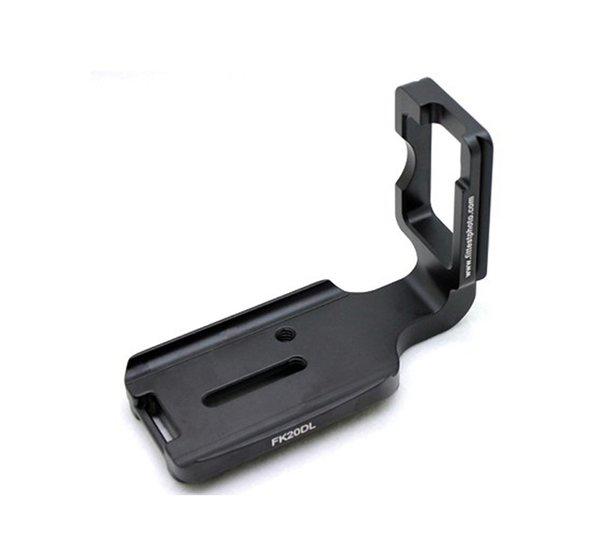 FITTEST FK20DL QR L Plate L Bracket for Pentax K20D Arca-swiss RRS Compatible