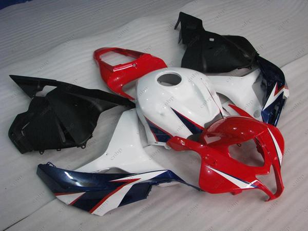 Plastic Fairings CBR600 RR 2009 Full Body Kits CBR 600 RR 2010 White Black Red Body Kits for Honda CBR600RR 2012 2009 - 2012