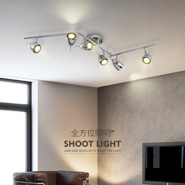 home spotlights lighting. Modern Led Track Spotlights Clothing Stores Modeling Windows Background Rails Guide Ceiling Lights Home Lighting S